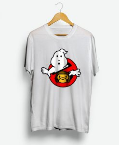 Baby Milo X Ghost Busters Parody Shirt