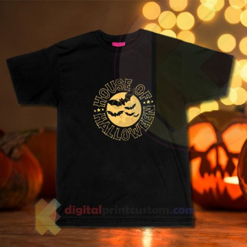 House Of Halloween T-shirt