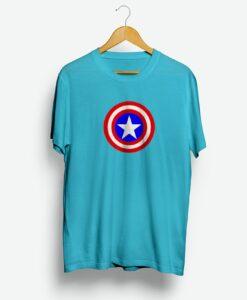 Captain America Shirt Costume