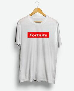 Fortnite Red Box Shirt
