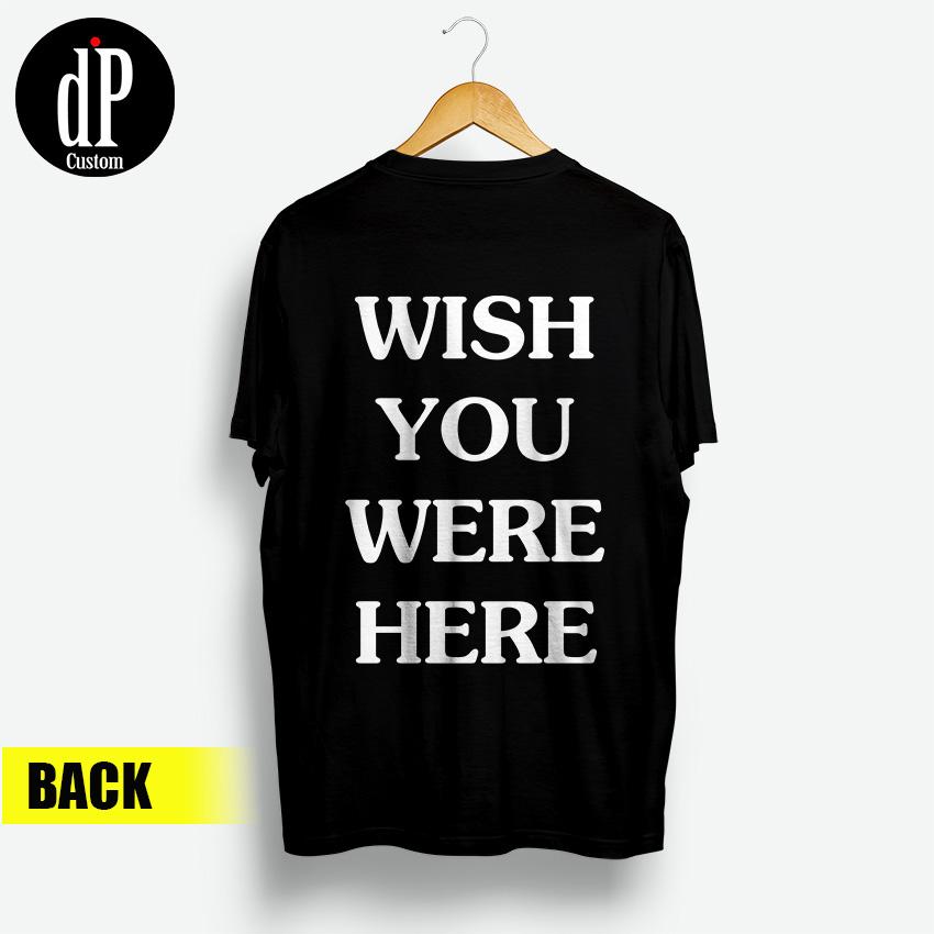 cb9bf37a882b Travis Scott Astroworld Wish You Were Here T Shirt