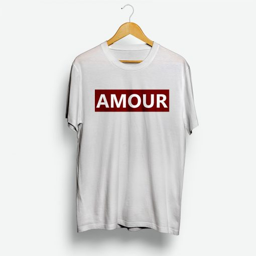 AMOUR Shirt Cheap For UNISEX