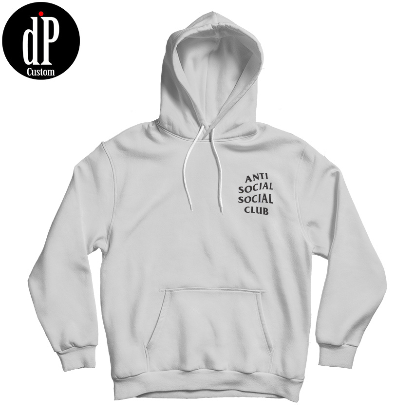 Anti Social Social Club Hoodie | Design By Digitalprintcustom
