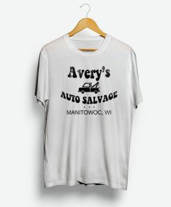 Avery's Auto Salvage Shirt