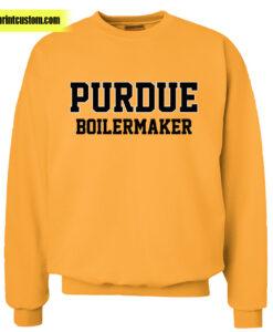 Purdue Boilermaker Sweatshirt