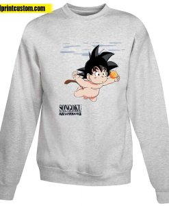 Songoku Nevermind Sweatshirt