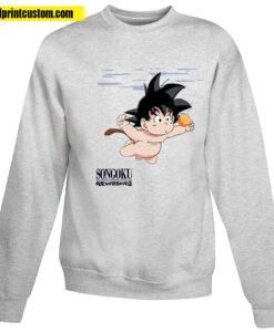 Songoku Nevermind Sweatshirt