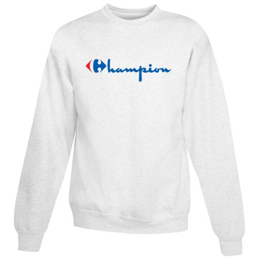 Carrefour X CMP Parody Sweatshirt