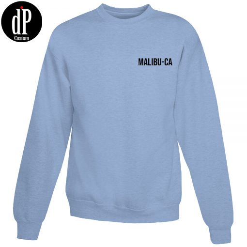 Malibu Ca Sweatshirt