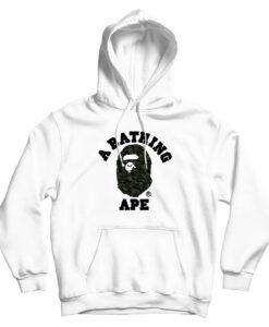 A BATHING APE 1st CAMO COLLEGE Hoodie