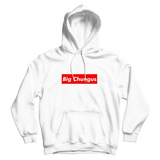 For Sale Big Chungus Red Box Logo UNISEX Premium Hoodie