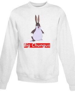 Big Chungus Crewneck Sweatshirts