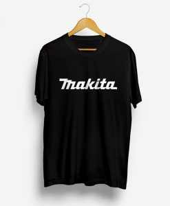 For Sale Online New Makita Logo Cheap T-Shirt