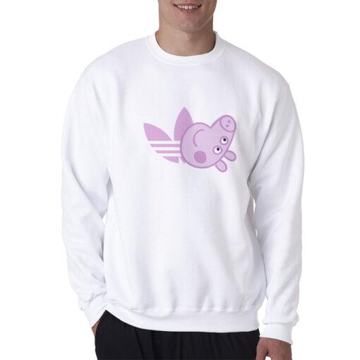 For Sale Adidas x Peppa Pig Parody Sweatshirt
