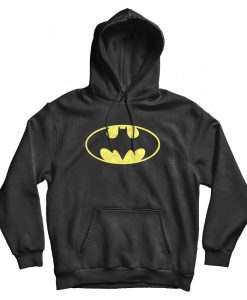 For Sale DC Batman Logo X BAPE Parody Hoodie