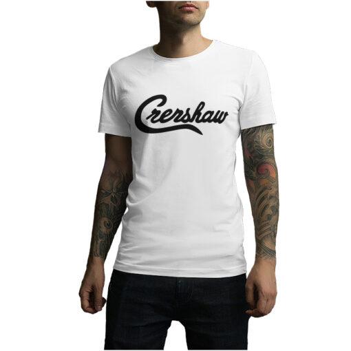Nipsey Hussle Crenshaw Boulevard T-Shirt