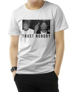 Tupac Shakur And Biggie Legend Vintage T-Shirt