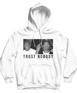 Tupac Shakur And Biggie Legend Vintage Hoodie