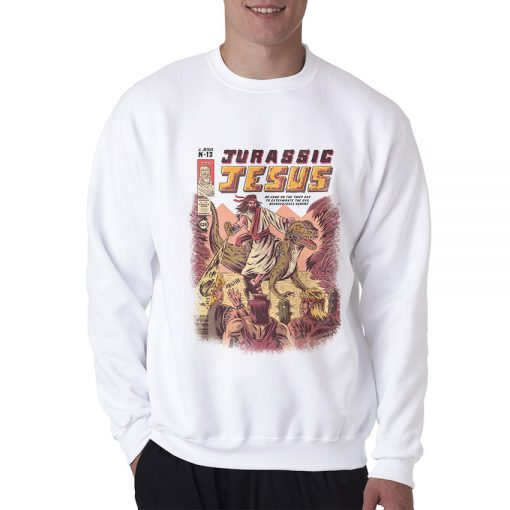 Jurassic Jesus Sweatshirt