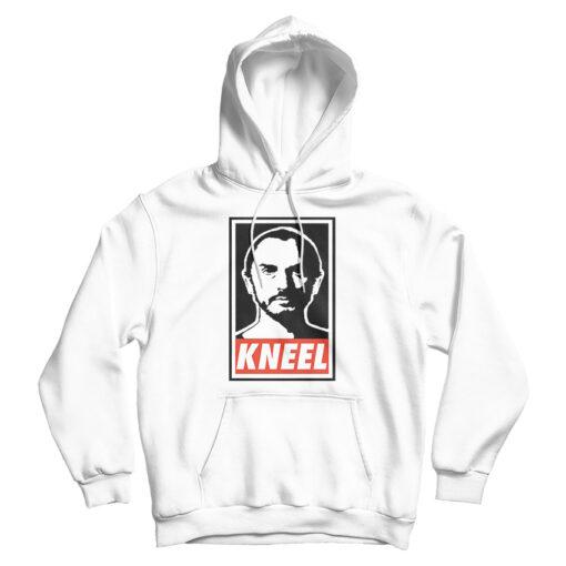 General Zod KNEEL Obey Hoodie