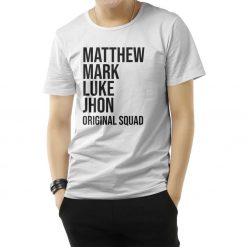 Matthew Mark Luke And John T-Shirt