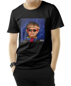 Oliver Tree Alien Boy Album Cover Parody T-Shirt