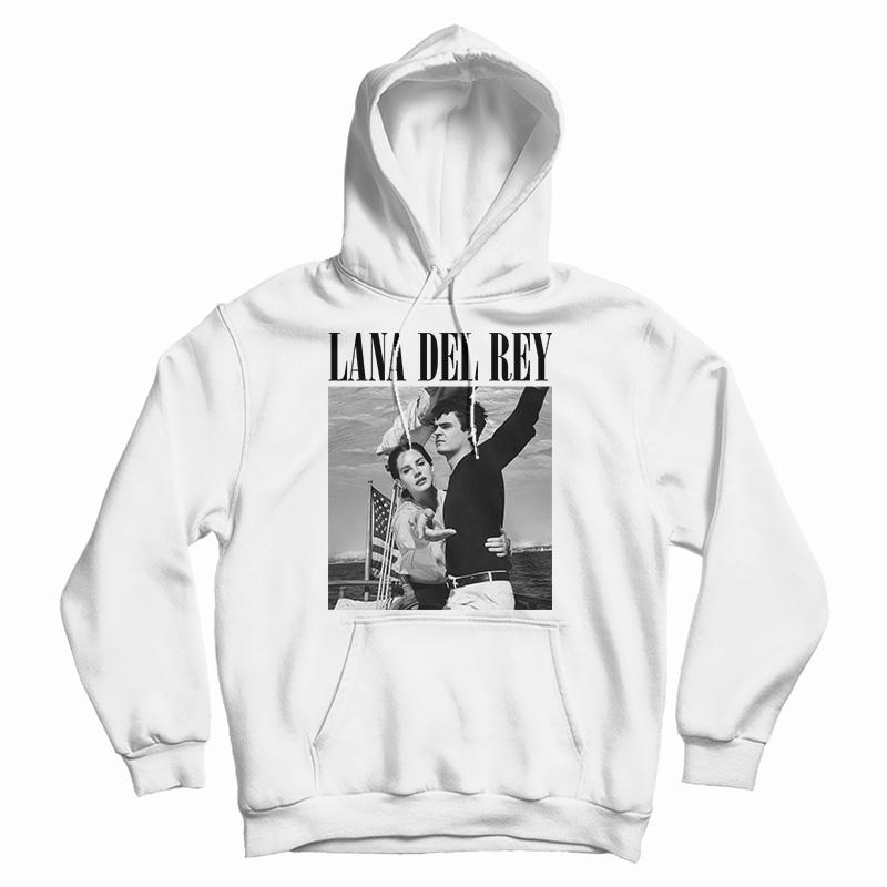 Get It Now Original Lana Del Rey Elizabeth Hoodie For Unisex